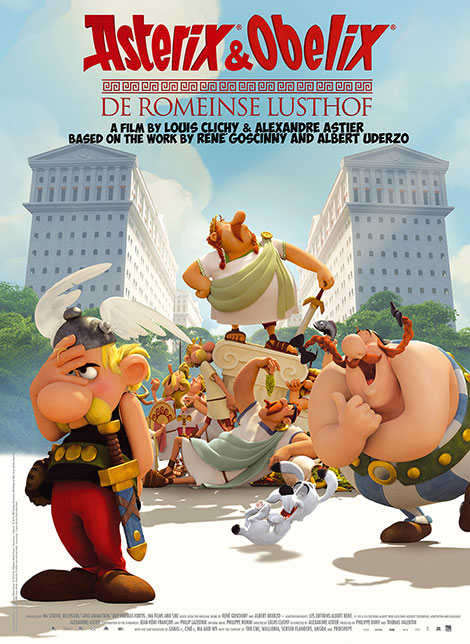 دانلود انیمشین Asterix and Obelix: Mansion of the God